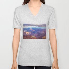 Grand Canyon and the Colorado River Unisex V-Neck