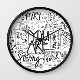 You Are * Wall Clock