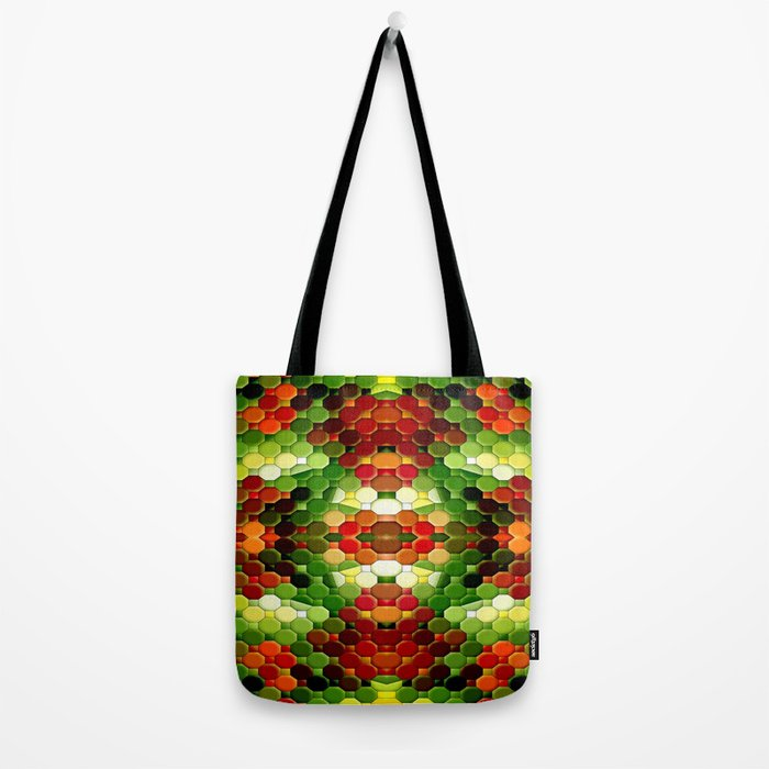 The Power coming from above... Tote Bag