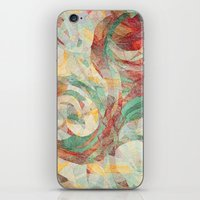 reassurance iPhone & iPod Skins featuring Rapt by Jacqueline Maldonado