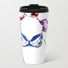 Impractical Ninja Masks Travel Mug