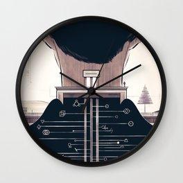 The Space Creator Wall Clock