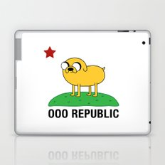 Ooo Republic Laptop & iPad Skin