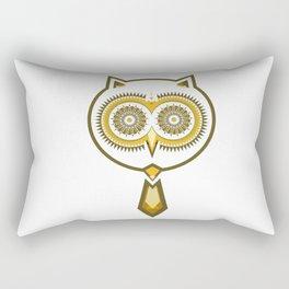 Mr. Owl Rectangular Pillow