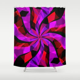 Meditation Mecca Shower Curtain