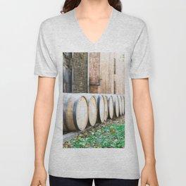 Bourbon Barrel Unisex V-Neck