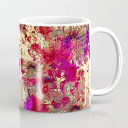 floral meli melo Coffee Mug