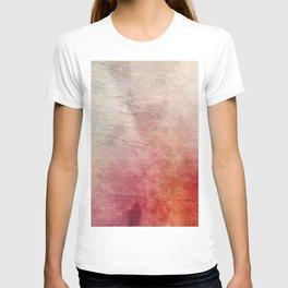 Lilac Pink Pretty Chic Vintage Paper T-shirt