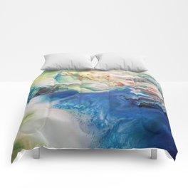 Stirring Comforters