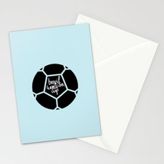 Brazil World Cup 2014 - Poster n°5 Stationery Cards