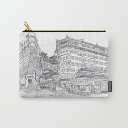 ShenZhen. China. Market Carry-All Pouch