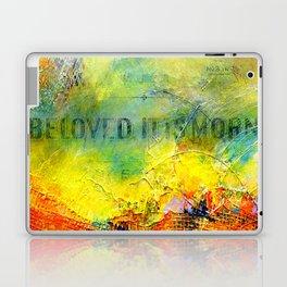 Beloved, it is morn Laptop & iPad Skin