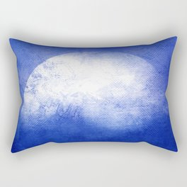 Circle Composition V Rectangular Pillow