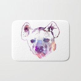 Space Hyena Bath Mat
