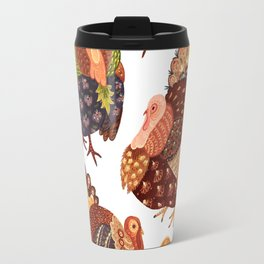 Turkey Gobblers Travel Mug