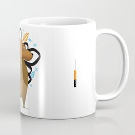 small and big bear Coffee Mug