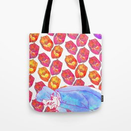 Diamond Pollen Tote Bag