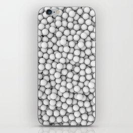 Golf balls iPhone Skin