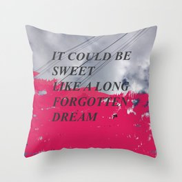 IT COULD BE SWEET Throw Pillow