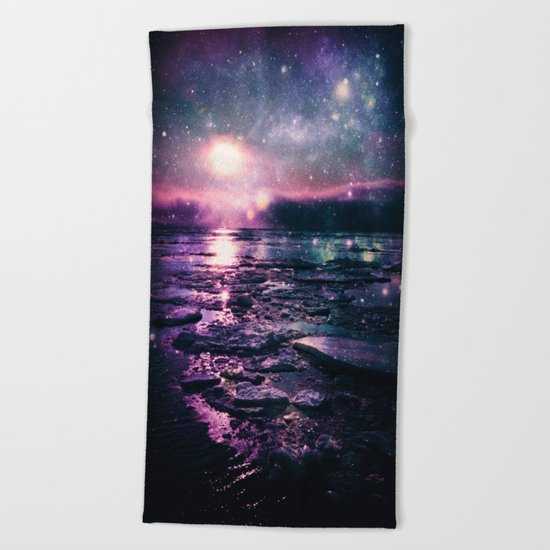 Mystic Waters Beach Towel