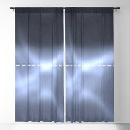 New Band Structure Data Blackout Curtain
