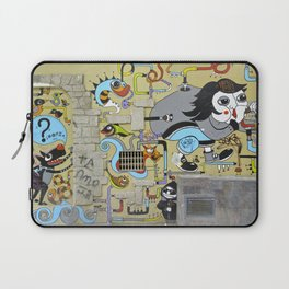 Street Art Laptop Sleeve