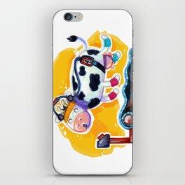 Fat Free Milk iPhone Skin