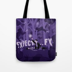 Expecto....Dementor Attack Tote Bag