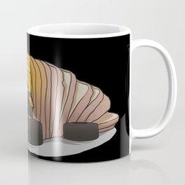 Articulated bread Coffee Mug