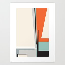 color study 1 Art Print