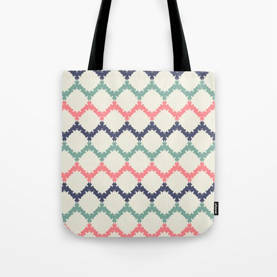 Thinking About Azulejos Tote Bag
