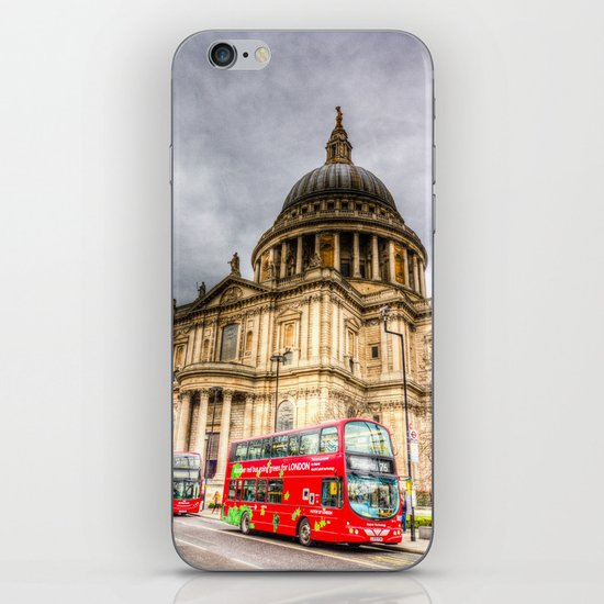 St Paul's cathedral London iPhone & iPod Skin