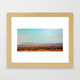 Arizona 6 Framed Art Print