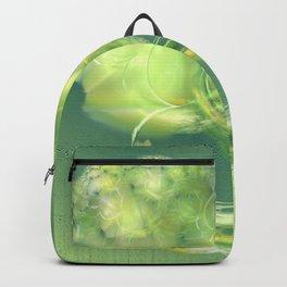 The green Brain Backpack