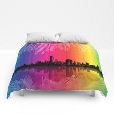Urban Rhythm Comforters
