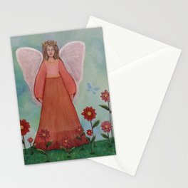 Butterfly Goddess Stationery Cards