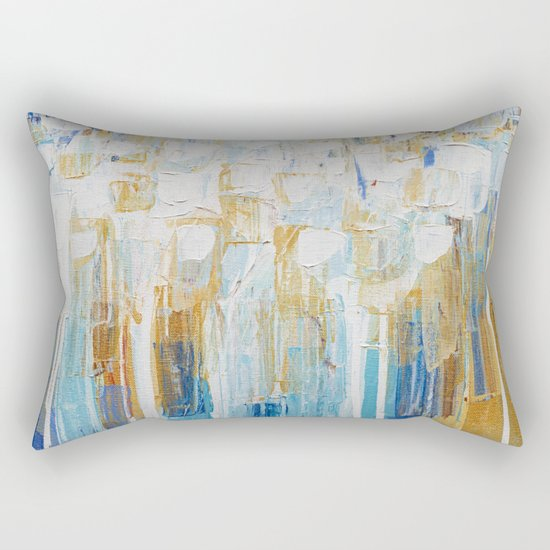 Organic Party No. 2 Rectangular Pillow