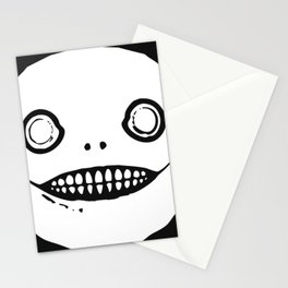 emil weapon no 7 Stationery Cards