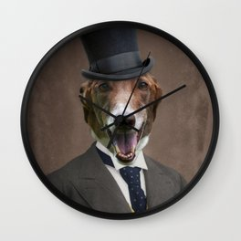 Happy Benny Wall Clock