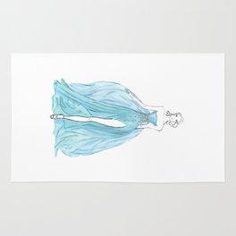 Floating Dress Rug