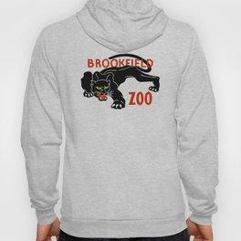 Black panther Brookfield Zoo ad Hoody