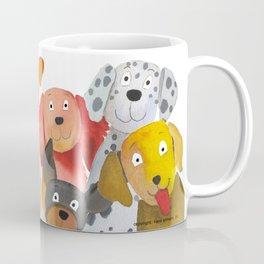 HAPPY DOGS Coffee Mug