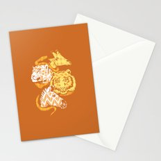 Animal Prints Stationery Cards