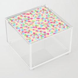 01 Loose Confetti Acrylic Box