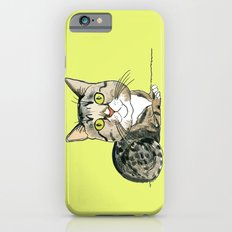Green-eyed Cat iPhone 6s Slim Case