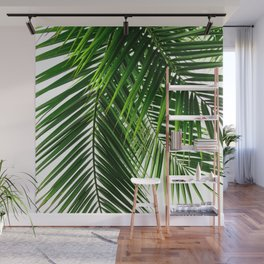 Palm Leaves #3 Wall Mural