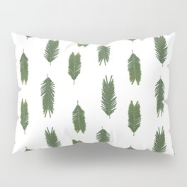 Silver wattle pattern Pillow Sham