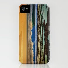 Indonesian Wave and Volcano iPhone (4, 4s) Slim Case