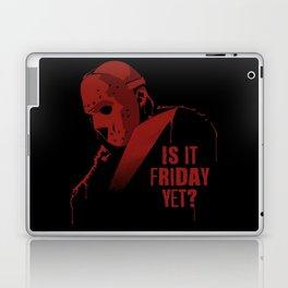 Is it Friday Laptop & iPad Skin