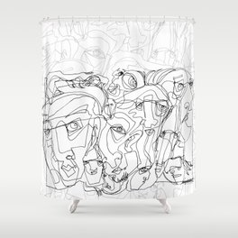 Generations Shower Curtain